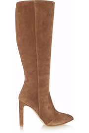 Tabasco suede knee boots