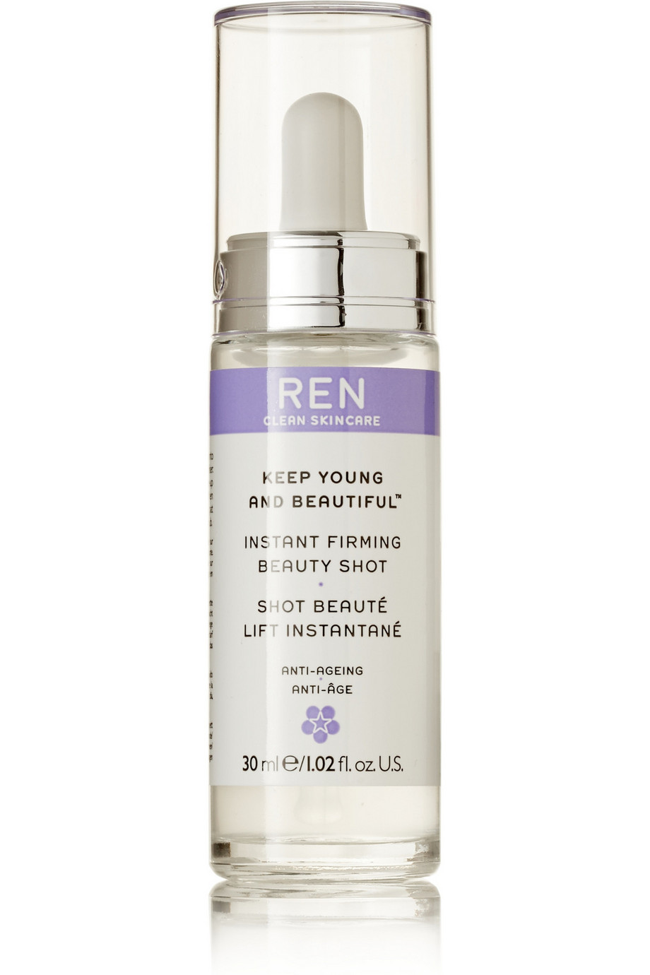 Instant Firming Beauty Shot, 30ml, by Ren Skincare