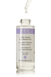 Ren Skincare Instant Firming Beauty Shot, 30ml