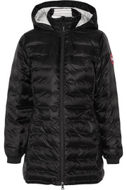 Canada Goose Camp hooded quilted down coat