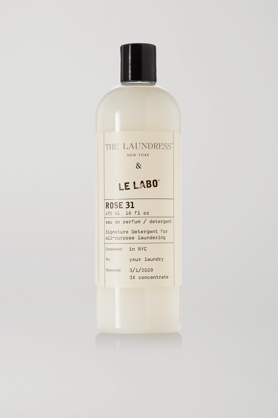"The Laundress x Le Labo ""Rose 31"" 玫瑰香氛经典洗衣液,500ml"