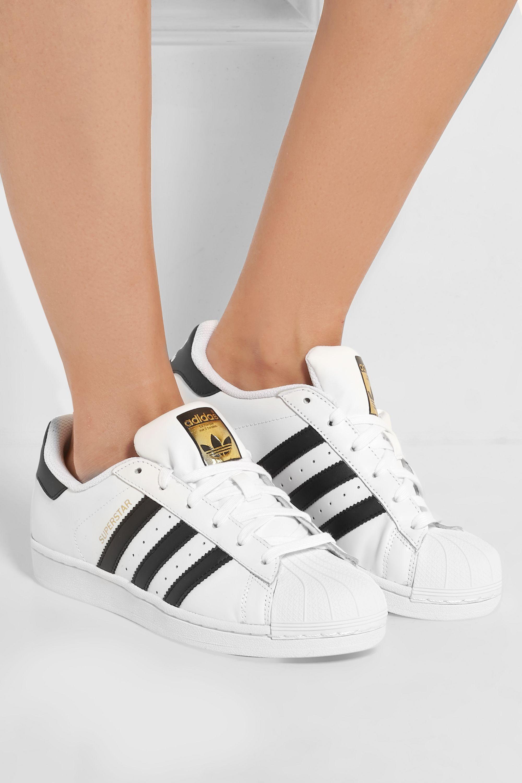 adidas Originals Superstar Foundation leather sneakers
