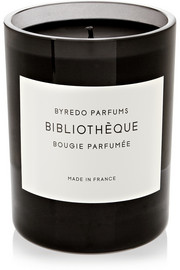 Bibliothèque scented candle, 240g