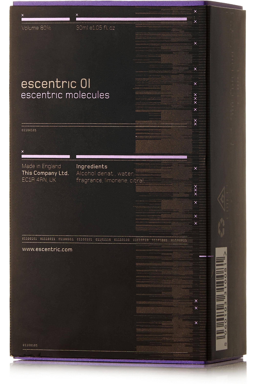 Escentric Molecules Escentric 01 - Iso E Super & Pink Pepper, 30ml