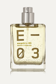 Escentric 03 - Vetiveryl Acetate, Mexican Lime & Ginger, 30ml