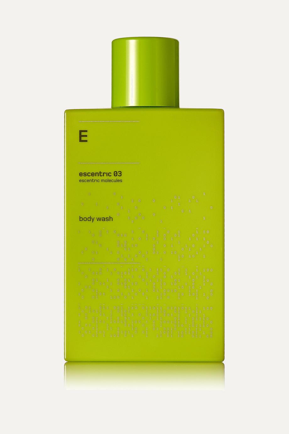 Escentric Molecules Escentric 03 Body Wash, 200 ml – Waschgel