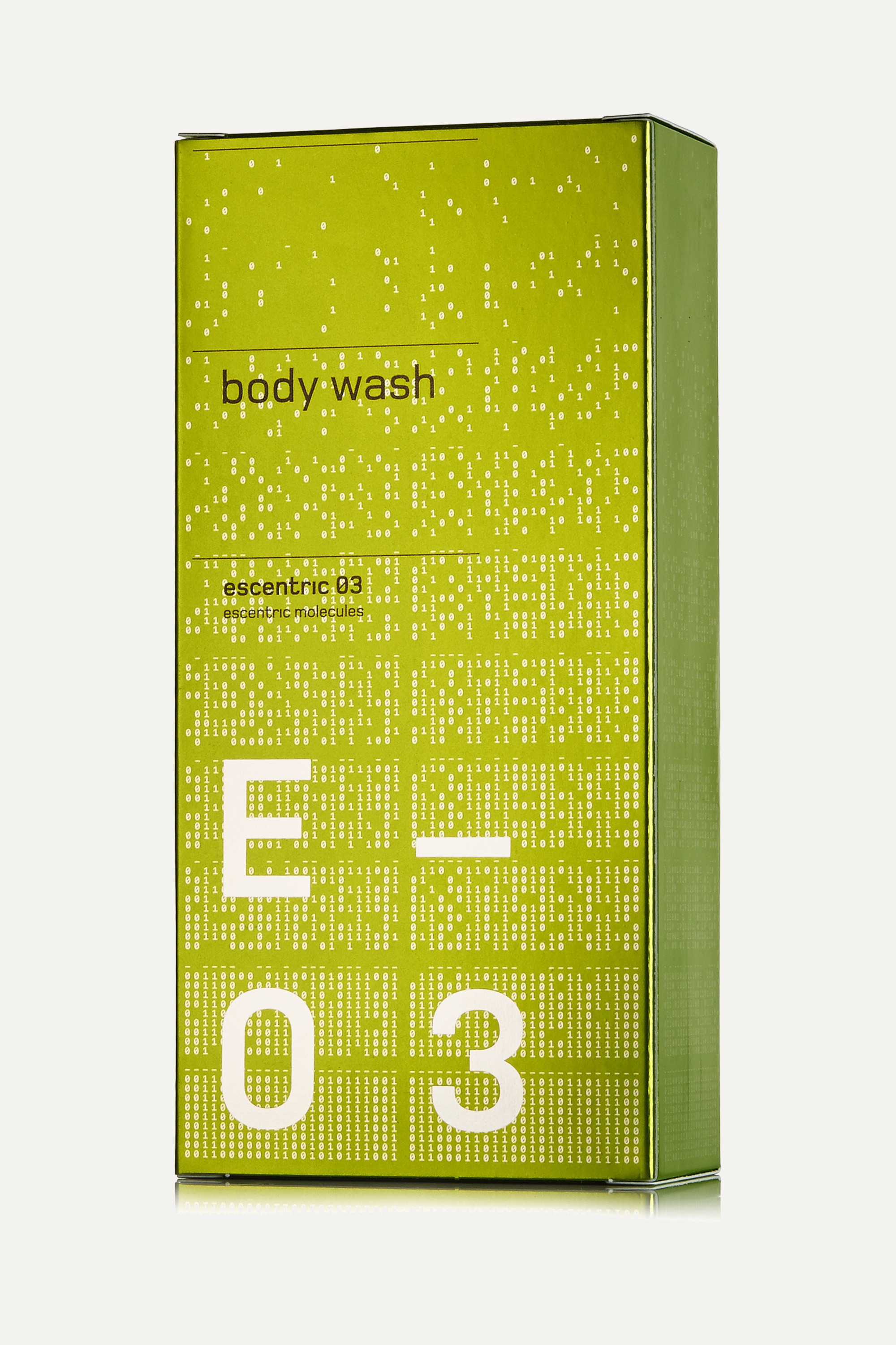Escentric Molecules Escentric 03 Body Wash, 200 ml – Waschgel