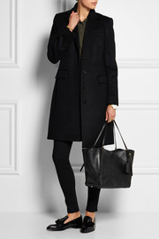 Burberry Shoes & Accessories Embossed-leather tote