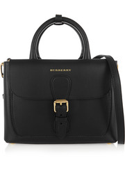 Burberry London London small leather tote
