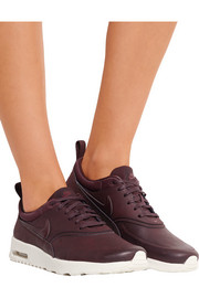 Air Max Thea Premium leather sneakers