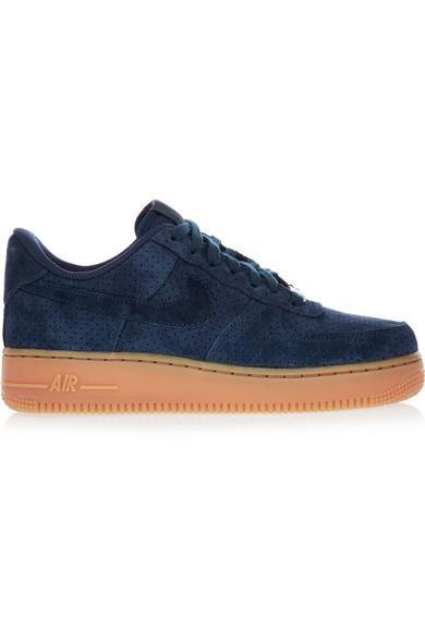 la meilleure attitude 87e75 a2fe4 Air Force 1 07 suede sneakers