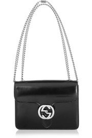 Linea B small leather shoulder bag