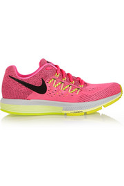 Nike Air Zoom Vomero neon mesh sneakers