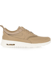 Air Max Thea leather sneakers