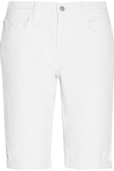 9824023b95 J Brand | Beau Bermuda denim shorts | NET-A-PORTER.COM