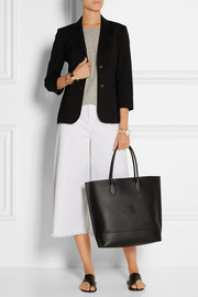 Mulberry Blossom perforated leather tote