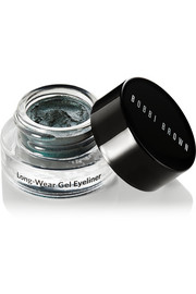 Long-Wear Gel Eyeliner - Ivy Shimmer Ink