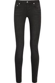 26 mid-rise skinny jeans