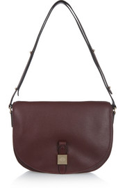 Mulberry Tessie small textured-leather shoulder bag