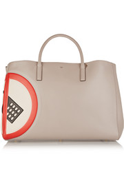 Ebury Maxi No Mobile leather tote