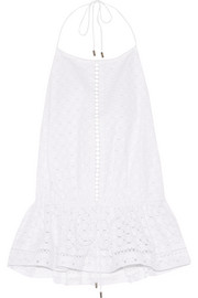 Ryker broderie anglaise cotton top