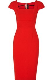 Roland Mouret Jeddler stretch-crepe dress