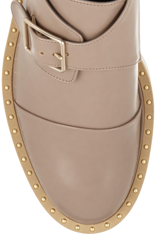 Stella McCartney Odette faux leather loafers