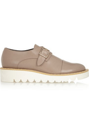 Odette faux leather loafers