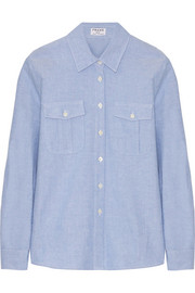Le Boyfriend cotton shirt
