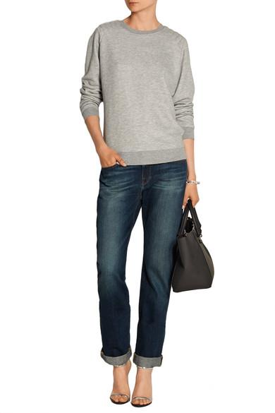 FRAME | Forever Karlie mid-rise boyfriend jeans | NET-A-PORTER.COM