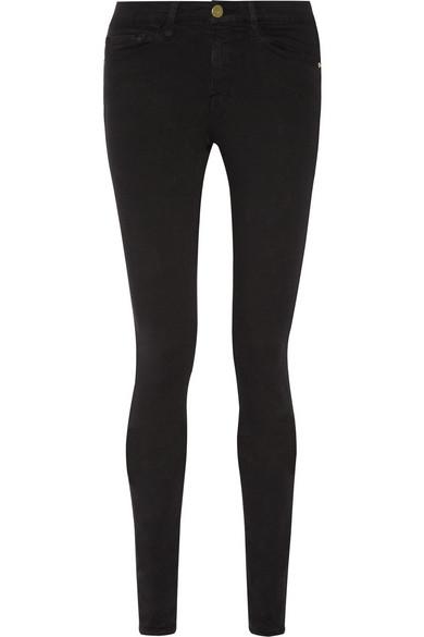 FRAME | Forever Karlie mid-rise skinny jeans | NET-A-PORTER.COM