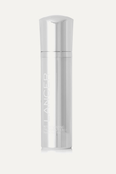 LANCER Retexturizing Treatment Cream With 10% Glycolic Acid, 1.7 Oz./ 50 Ml in Colorless