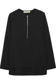 Stella McCartney Arlesa stretch-crepe top
