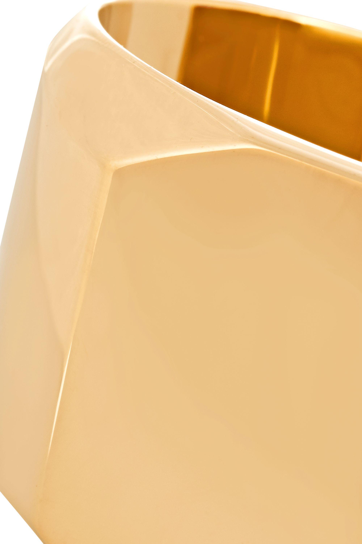 Chloé Signet gold-tone cuff