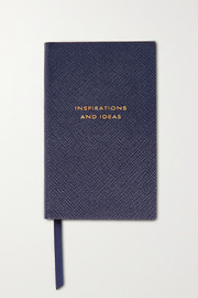 Panama Inspirations And Ideas textured-leather notebook