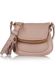 Tom Ford Jennifer mini textured-leather shoulder bag