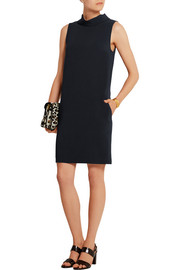 Baxter stretch-crepe dress