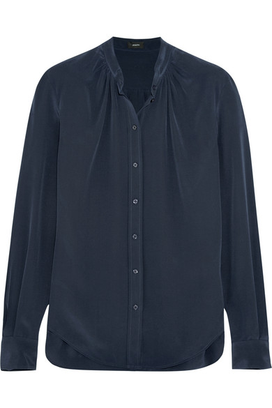 e30e0b21d5ecf Joseph. Carly silk crepe de chine shirt