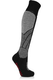 SK1 WARM wool-blend socks