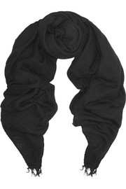 Étoile Isabel Marant Ghazo knitted scarf