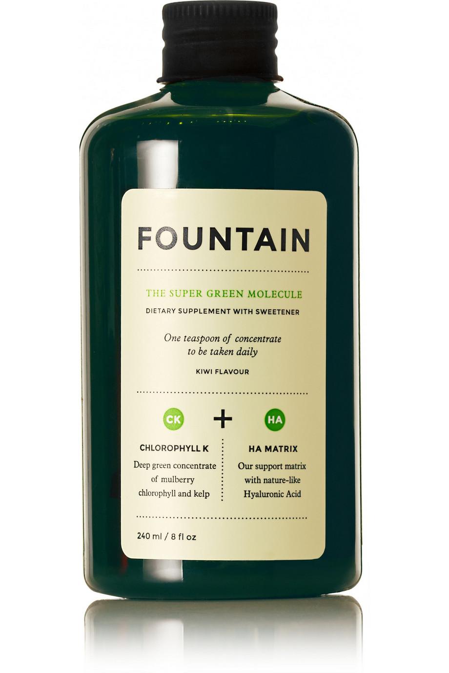 Fountain The Super Green Molecule, 240ml