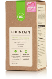 FOUNTAIN The Super Green Molecule, 240ml