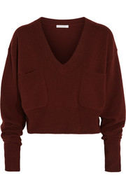 Chloé Cropped cashmere sweater