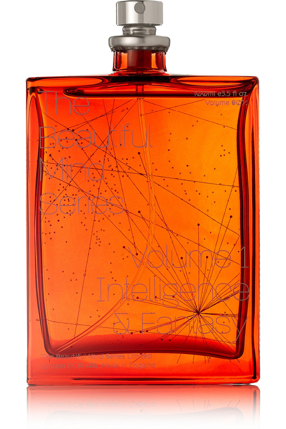 Volume 1 - Intelligence & Fantasy, 100ml, by The Beautiful Mind Series