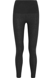 Eres Futile Tentation ribbed cashmere leggings