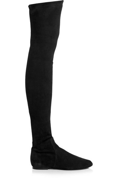 1687c1f7623 Isabel Marant. Brenna suede over-the-knee boots