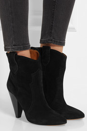 Isabel Marant Roxann suede ankle boots