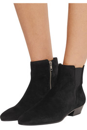 Patsha suede ankle boots