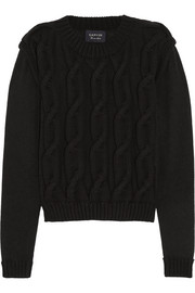 Lanvin Cable-knit sweater