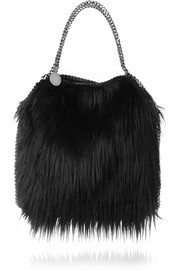 Stella McCartney The Falabella faux fur shoulder bag